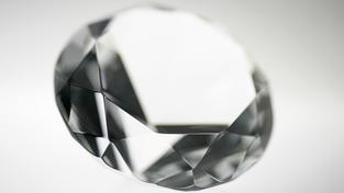 Co je to proti diamantu o velikosti celé Země?