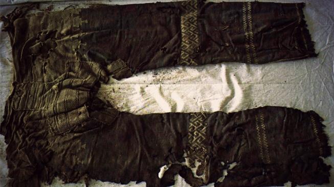 Nejstarší kalhoty jsou ze severozápadní Číny