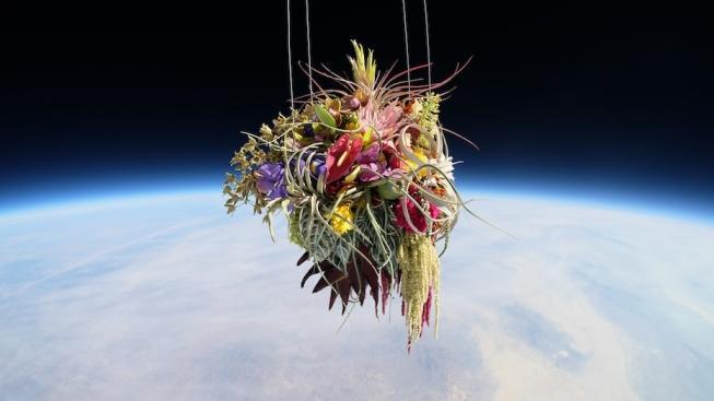 Dobrý den, to je Mezinárodní vesmírná stanice? Nemáte na palubě konev?