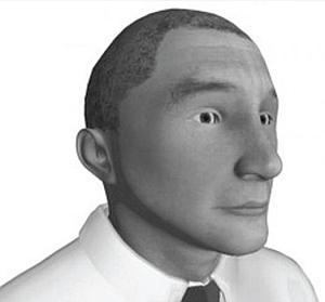 Avatar počítačového zpovědníka