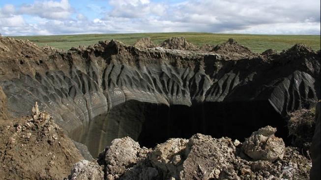 Hlavní vchod do pekla? Zeptejte se raději geologa