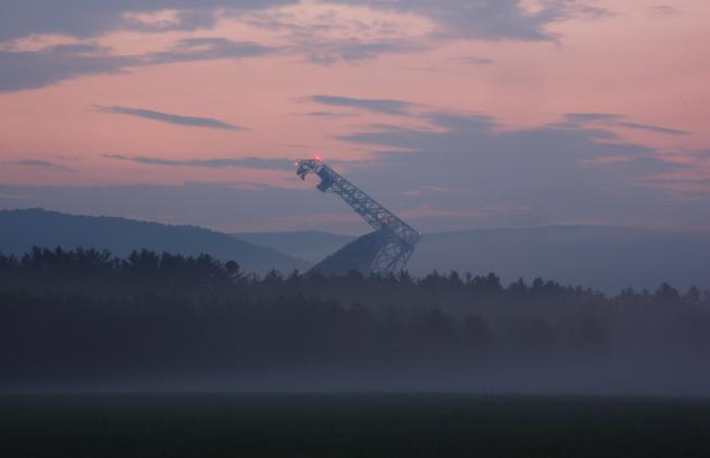 Radioteleskop v Green Bank