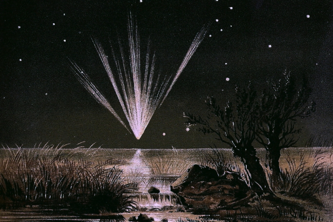 Velká kometa roku 1861