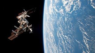 Stopy planktonu byly na stanici nejspíš zaváty atmosférickými proudy