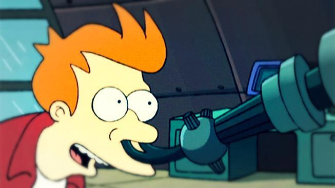 Vynález ze seriálu Futurama umožnil hrdinům čichat k tělesům ve vzdáleném vesmíru