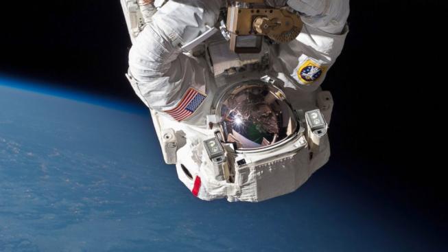Kosmonaut u ISS