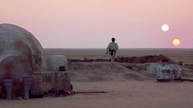 Dvě slunce? A není to málo, Luku Skywalkere?