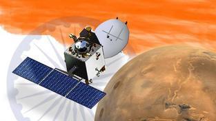 Úspěch družice Mangalján je vzpruhou nejenom pro Indy