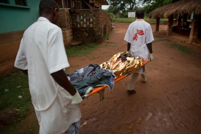 Pacient nakažený virem HIV