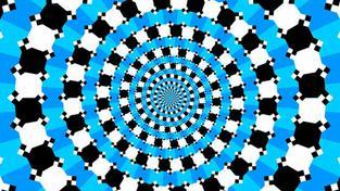 Ahoj, my jsme černobílé čtverečky a přišly jsme vám totálně rozhodit mozek!