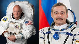 Kelly a Kornijenko už s vesmírem tu čest měli, ale nová mise prověří jejich výdrž