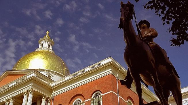 Vládní budova státu Massachusetts ukrývala nejstarší neotevřenou schránku na americké půdě