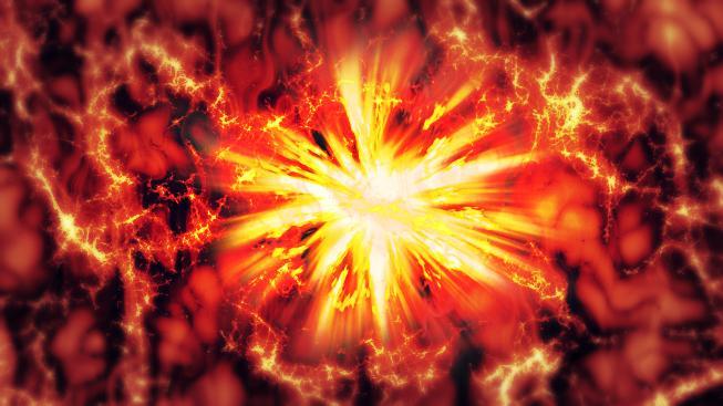 Stál na začátku našeho vesmíru gigantický výbuch, nebo tu byl vesmír odjakživa?