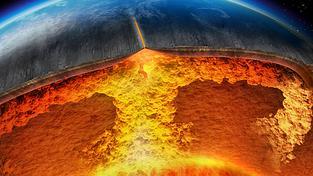 V hlubinách naší planety panuje tlak a teploty, zamezující lidský průzkum