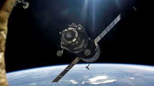 Nákladní lodě Progress obstarávají zásobování Mezinárodní vesmírné stanice