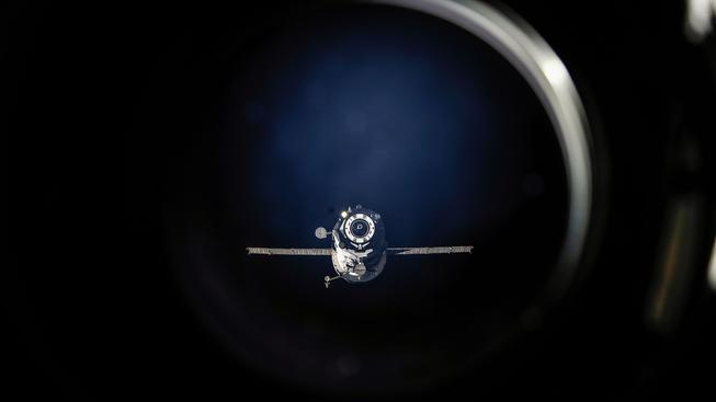 Progress М-27М ve vesmíru