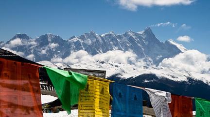 Himálaj je po nepálském zemětřesení o metr nižší