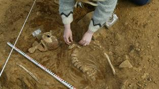 V africké lokalitě archeologové objevili pozůstatky předchůdců člověka. Ilustrační foto