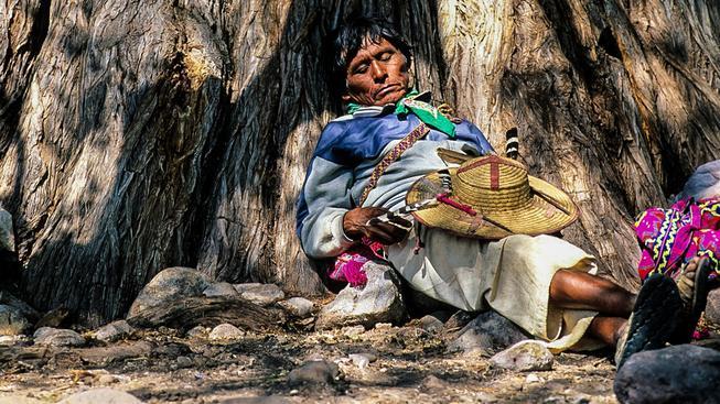 Indiáni si povzbuzující moky nedopřávali jen tak
