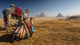 Pyramidy zřejmě skrývají další tajemství