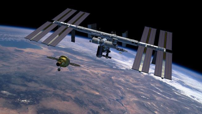 Na Mezinárodní vesmírnou stanici ISS dnes dopraví dárky
