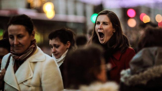 Zívání přeskakuje především mezi ženami a má hluboké evoluční kořeny