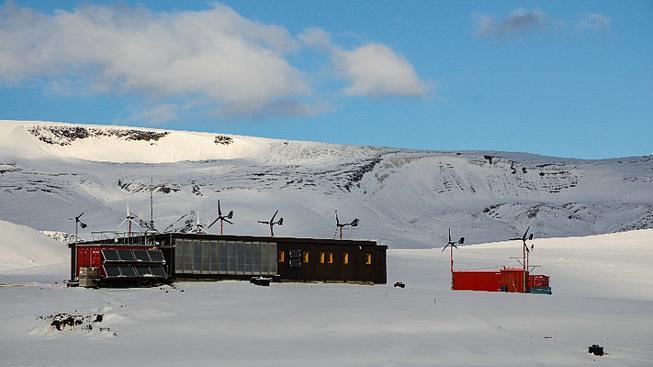 Česká vědecká stanice J. G. Mendela v Antarktidě