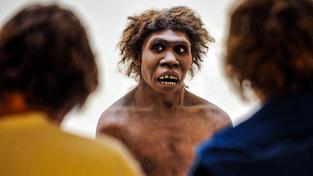 Divoká minulost: Předkové moderního člověka se s příbuznými druhy křížili na potkání