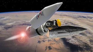 Mise na Mars odstartovala