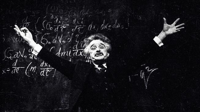 Einstein je tak legendární osobností, že se o něm píšou i divadelní hry