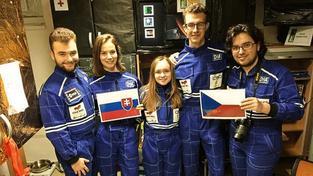 Hlavní posádka simulace Expedice Mars 2015