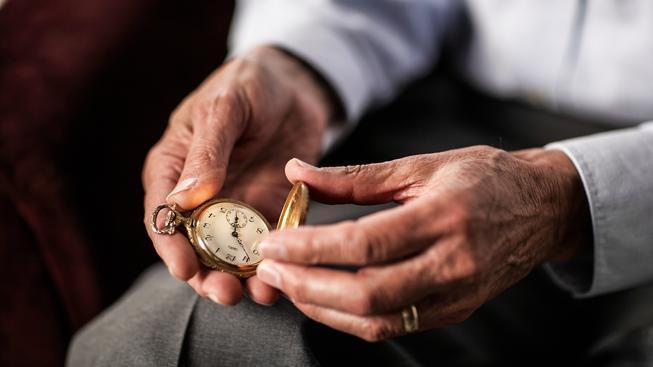 Každý člověk stárne jinak rychle. Ilustrační snímek