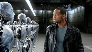 Ve snímku 'Já, robot', který volně vychází ze stejnojmenného souboru povídek legendárního sci-fi autora Isaaca Asimova, se umělá inteligence obrátila proti člověku