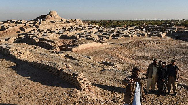 Archeologický areál Mohendžodaro