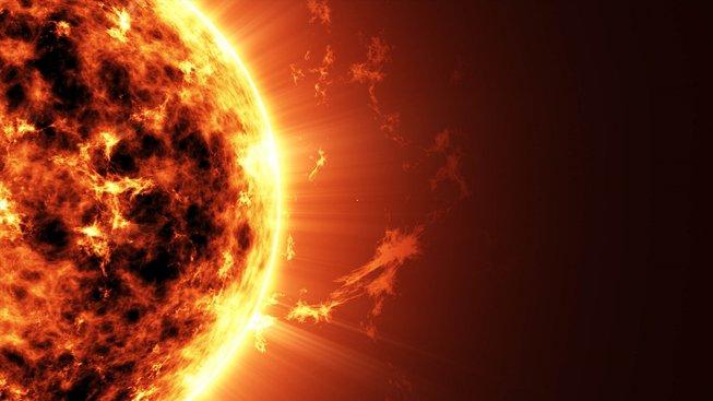 Slunce se zřejmě narodilo spolu s dvojčetem