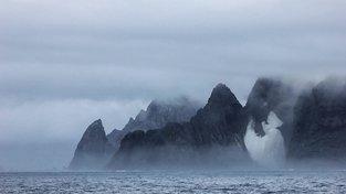 Antarktická krajina