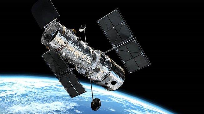Hubbleův kosmický teleskop