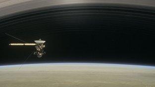 Co všechno nám přinesla saturnská mise sondy Cassini?