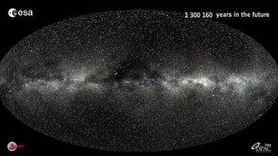 Hvězdné setkání: Za 1,3 milionu let se o nás otře cizí hvězda