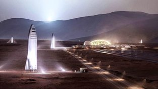 SpaceX zmenšila svou meziplanetární loď, ambice Muskovi však stále nechybí