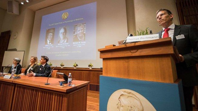 Nobelovu cenu za lékařství letos získala trojice Američanů