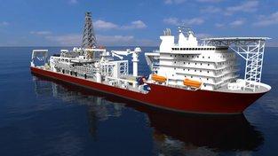 Těžicí plavidlo Nautilus Minerals
