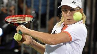 Jednou z nejznámějších a nejúspěšnějších levorukých tenistek je Martina Navrátilová