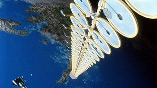 Solární elektrárny na oběžné dráze by byly výkonnější, ale zatím jsou jen na úrovni sci-fi