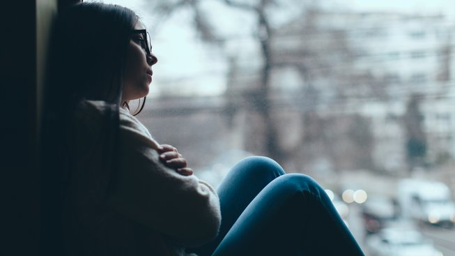 Zimními depresemi trpí hlavně ženy. Ilustrační snímek