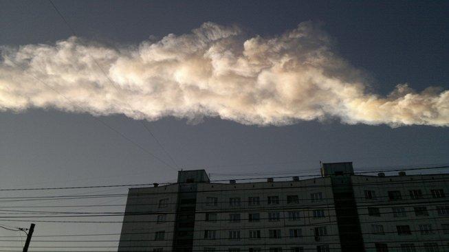Naposledy spadl na Zem větší meteorit v roce 2013 v ruském Čeljabinsku