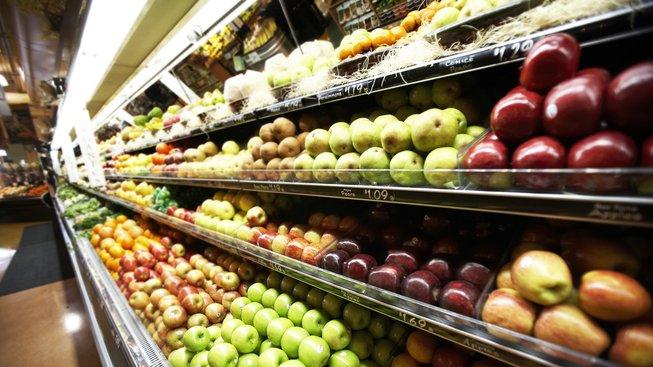 """Ve Spojených státech je pro konzumenty důležité, aby jídlo vypadalo """"sexy"""". Což jablko, které na řezu zhnědne, příliš není. Ilustrační snímek"""