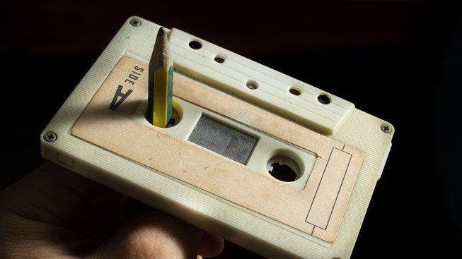 Čeká audiokazety velký návrat? Ilustrační snímek