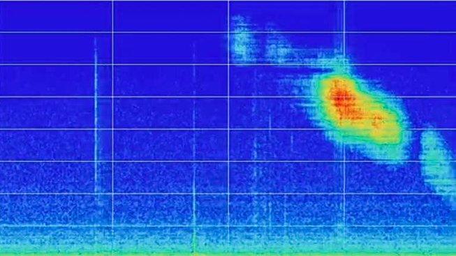 Vizualizace FRB signálů