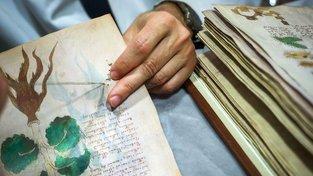 Voynichův rukopis je pravděpodobně dobový lékopis z 15. století, dosud se ale nikomu nepodařilo jeho obsah rozluštit